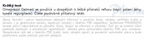 Omeprazol Galmed 20mg cps.etd. 14x20mg
