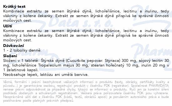 LIFTEA Dýně a lichořeřišnice tob.30