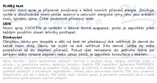 Livostin 0.5mg-ml nas.spr.sus.1x10ml