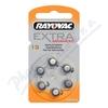 Baterie do naslouch. Rayovac Extra Adv. 13-PR48 6ks
