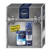 NIVEA set Men Protect&Care voda po hol. 2v1+hol. gel