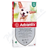 Advantix pro psy do 4kg spot-on a. u. v. 4x0. 4ml