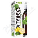 Jitrocel fruktózový sirup s betaglucanem 200ml