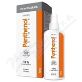 Panthenol 10% Swiss Premium spray 150+25ml ZDARMA
