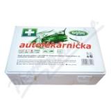 Autolékárnička plastová bílá 341-2014 AGBA