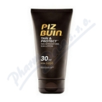 PIZ BUIN SPF30 Tan+protect Lotion 150ml