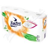 Toaletní papír LINTEO 3-vrstvý bílý 8 rolí