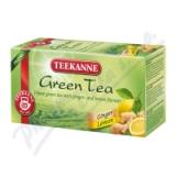 TEEKANNE Green Tea Ginger Lemon n.s.20x1.75g