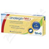 Analergin Neo 5mg por.tbl.flm. 10x5mg