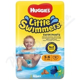 HUGGIES Little Swimmers vel.5-6 12-18kg 11ks