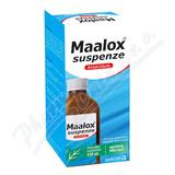 Maalox suspenze 35mg-ml+40mg-ml por.sus.1x250ml II