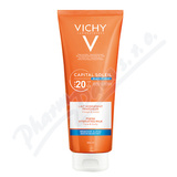 VICHY Capital Soleil Beach prot. mléko SPF20 300ml
