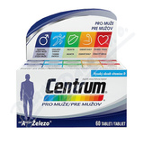 Multivitamin Centrum pro muže 60tbl