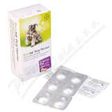 Drontal Dog Flavour 150-144-50mg psy tbl.24