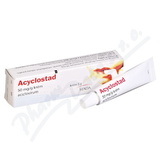 Acyclostad 50mg-g crm.5g