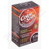Barva Color&Soin 11R - borůvková červená 135ml