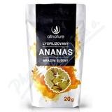 Allnature Ananas sušený mrazem kousky 20 g