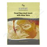 KAWAR Pleť.maska Aloe vera+minerály z Mr.moře 75g