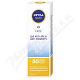 NIVEA SUN Krém na opal.pr.vráskám OF50 50ml č86086