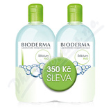 BIODERMA Sébium H2O 500ml 1+1 Festival