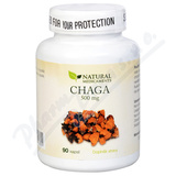 Natural Medicaments Chaga 500mg cps.90