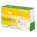 Preventan Quattro citron.přích.tbl.24