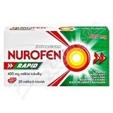 Nurofen Rapid 400mg cps.mol.20 I