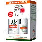 Cannaderm Capillus šampon+sérum seborea DUO-pack