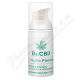Dr.CBD VitaSkin Platinum balzám 30 ml