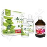 AloeVeraLife aloe 99.7% 2x1000ml + Cranvita 500ml