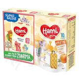 Hami 12+ Super balení 2x600g + tyč.dýně a rozmarýn