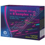 Magnesium 400mg+B komplex+C 30 sáčků Galmed