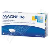 Magne B6 470mg-5mg tbl.obd.40
