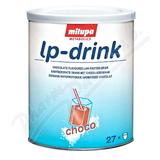 Milupa lp-drink s čokoládovou příchutí 375g PKU