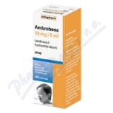 Ambrobene 15mg-5ml sir.1x100ml