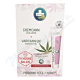 Annabis Varicann Q10 75ml+Cremcann Hyaluron 50ml