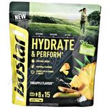 ISOSTAR H&P isotonický práškový nápoj ananas 450g
