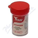 Fan sladidlo Sacharin 10g-160 tablet
