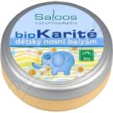 bio Karité dětský nosní balzám 19ml