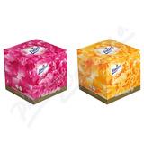 Papírové kapes.LINTEO PREMIUM 3-vrstvé bílé 60 ks