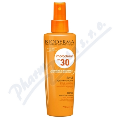 BIODERMA Photoderm FAMILY Sprej SPF 30 200ml