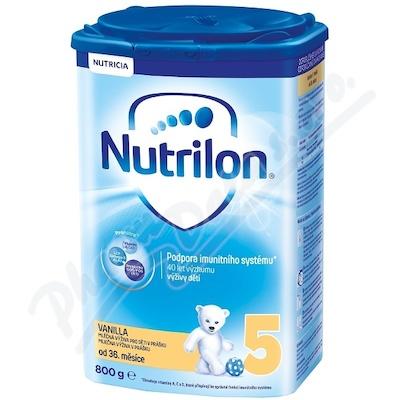 Nutrilon 5 Vanilla 800g