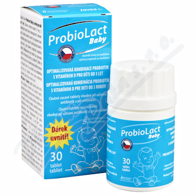 ProbioLact Baby 30 tablet