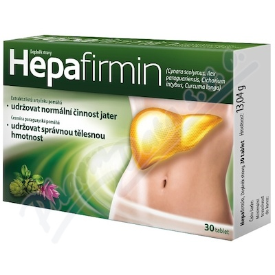 Hepafirmin 30 tablet