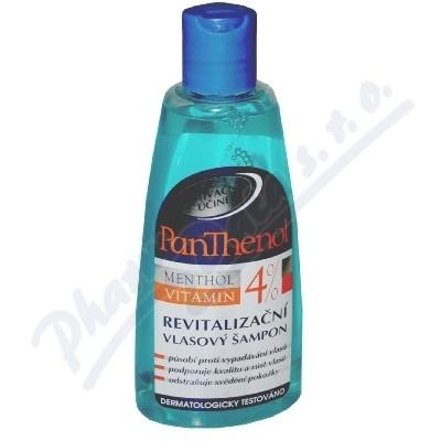 Panthenol 4% revitalizační vlasový šampon 250ml